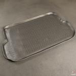 Коврик в багажник Chery QQ6 хетчбек (06-) Norplast