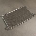 Коврик в багажник Chevrolet Aveo НВ (06-) твердый Norplast