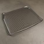Коврик в багажник Citroen C5 (02-) твердый Norplast