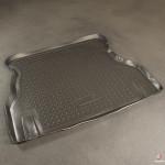 Коврик в багажник Daewoo Nexia (95-) резиновые Norplast