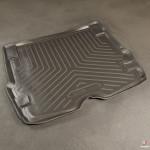 Коврик в багажник Ford Focus универсал (01-)твердый Norplast