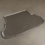 Коврик в багажник для Haima 3 хетчбек (2010) - Norplast