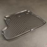 Коврик в багажник Hyundai Elantra хетчбек твердый Norplast
