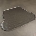 Коврик в багажник Kia Optima седан (11-) резиновые Norplast