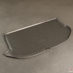 Коврик в багажник Kia Soul (08-) Norplast