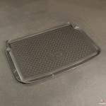 Коврик в багажник Peugeot 207 (06-) НВ резиновые Norplast