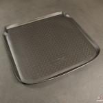 Коврик в багажник Seat Altea XL (06-) резиновые Norplast