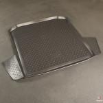 Коврик в багажник Seat Cardoba седан (06-) резиновые Norplast