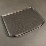Коврик в багажник Skoda Roomster (06-) твердый Norplast