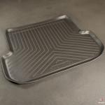 Коврик в багажник Subaru Outbaск (00-) резиновые Norplast