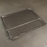 Коврик в багажник Suzuki Grand Vitara XXL твердый Norplast