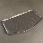 Коврик в багажник Suzuki Swift (04-) резиновые Norplast