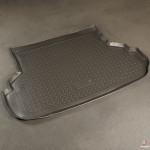 Коврик в багажник Suzuki Sx4 седан (07-) резиновые Norplast