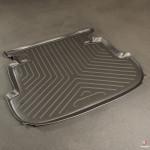 Коврик в багажник для Тойота Соrоlla универсал (01-) твердый Norplast