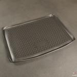 Коврик в багажник Volkswagen Golf+ хетчбек (05-) твердый Norplast