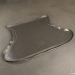 Коврик в багажник Лада Приора хетчбек 2172 пластиковый - Norplast