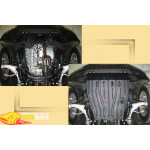 ACURA ZDX 3,7, АКПП, 4х4 c 2010г. Защита моторн. отс. категории A - Полигон Авто