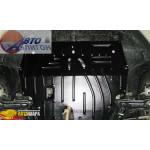 SEAT Ibiza 1,2;1,4;1.2TDi АКПП МКППс 2011 Защита моторн. отс. категории E - Полигон Авто