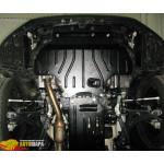 SUBARU XV 1.6 / 2.0 АКПП / МКПП з 2012-- Захист моторн. отс. категорії St - Полігон Авто