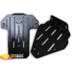 SUBARU XV 1.6 / 2.0 АКПП / МКПП з 2012-- Захист диф-ла категорії C - Полігон Авто