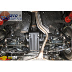 SUBARU Forester 2,0; 2,5; c 2013- Захист диф-ла категорії C - Полігон Авто
