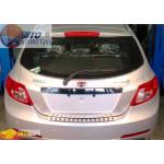 GEELY Накладка на бампер Geely Emgrand EC7 RV (хэтч) - Полигон Авто