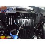 ACURA TLX 2,4 АКПП с 2015-- Защита моторн. отс категории A - Полигон Авто