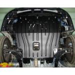 DAEWOO Nexia 1996-2004г. Защита моторн. отс. категории St - Полигон Авто