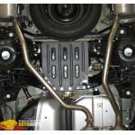 ACURA MDX 3,7л с 2007 Защита дифф-ла категории C - Полигон Авто