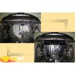 ACURA RDX 2,3л с 2007г. Защита моторн. отс. категории St - Полигон Авто