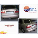 DAEWOO Lanos 1,5л;1,6л Фаркоп категории Fx - Полигон Авто