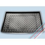Коврик багажника Skoda Yeti 2009- твердый без резиновой вставки - Rezaw Plast