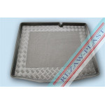 Коврик багажника SUZUKI SX4 S-Cross 2013- - с резиновой вставкой - Rezaw Plast