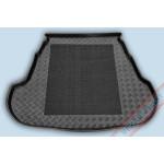 Коврик в багажник для KIA Optima III 2010-2015 твердый с резиновой вставкой RezawPlast