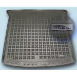 Коврик в багажник SEAT Alhambra 7 siedz. (zіoїony 3 rz±d siedz.) 2010- резиновый Rezaw Plast