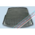 Коврик в багажник Skoda Octavia III хетчбек 2013- резиновый Rezaw Plast