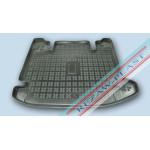 Коврик в багажник RENAULT Dacia Lodgy 7siedzeс/seats 2012- резиновый Rezaw Plast