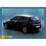 ALFA ROMEO 147 5D/3D (2000-2010) Нижняя кромка крышки багажника (нерж.) - Omsa Line