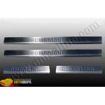 ALFA ROMEO 147 5D (2000-2010) Дверные пороги (нерж.) 4 шт. - Omsa Line