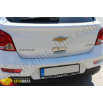 Chevrolet Cruze хетчбек (2011-) Ручка двери багажника (нерж.) - Omsa Line