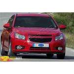 Chevrolet Cruze седан (2009-)/Cruze хетчбек (2011-) Окантовка противотуманных фонарей (нерж.) 2 шт. - Omsa Line