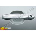 Daihatsu Sirion (2005-2009) Дверные ручки (нерж.) 4-дверн. - Omsa Line