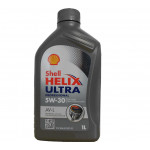 Масло моторное Shell Helix Ultra 5W30, (1л) - SHELL