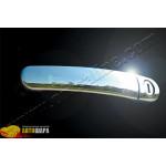 VW Beetle (1998-2005) Дверні ручки (нерж.) 2-дверні. - Omsa Line