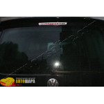 VW T5 (2003-) Окантовка на защиту стоп-сигнал (нерж.) - Omsa Line