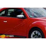 VW Beetle (2013-) Дверні ручки (нерж.) 2-дверні. - Omsa Line