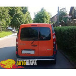 Защита задняя Renault Kangoo с 2010… /ровная - ST-Line