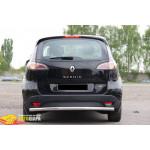 защита задняя Renault Scenic 13+ /ровная - ST-Line