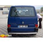 защита задняя Volkswagen T-4 /ровная - ST-Line