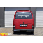 защита задняя Volkswagen T-4 /углы - ST-Line